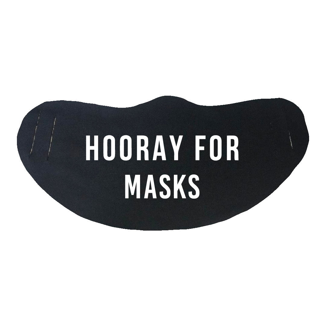 HOORAY FOR - MASKS