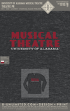 Alabama Musical Theatre - Theatre PR (Long Sleeve Tee)