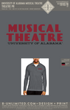 Alabama Musical Theatre - Theatre PR (Athletic Quarter Zip)