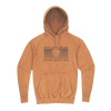Line it Up Hoodie Beta Upsilon Chi