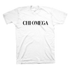 So Vogue T-Shirt Chi Omega