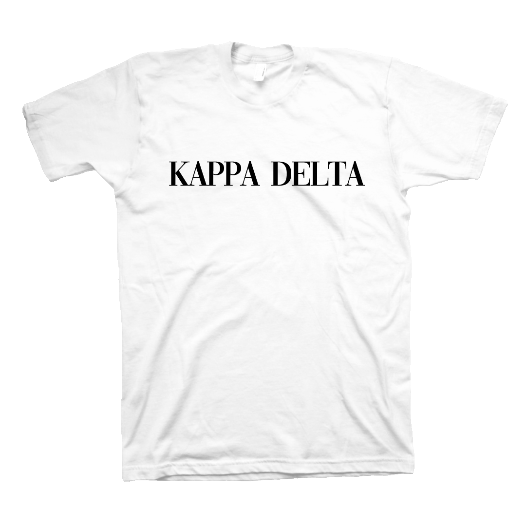 So Vogue T-Shirt Kappa Delta