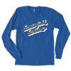 RO Butterfield Elementary School - 2020 Butterfield Tees (Adult Long Sleeve Shirt - True Royal)