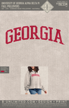 UGA ADPi - Fall Pullovers (Corded Boxy Pullover)
