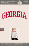 UGA ADPi - Fall Pullovers (Campus Crew)