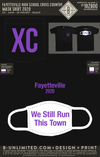 FHS Cross Country - Mask Shirt 2020