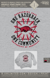 UofA Arkansas Alumni Association - Homecoming 2020 (Sweatshirt)