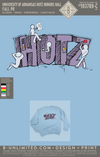 UofA Hotz Honors Hall - Fall PR (Light Blue Sweatshirt)