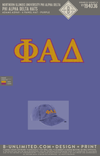 Northern Illinois Phi Alpha Delta - Hats (Purple)