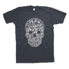 Your Threads - Sugar Skull (Adult Single Color - White Ink)