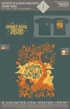 Alabama Sigma Kappa - Spooky Week (Blue Spruce)