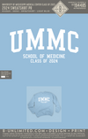 UMMC Class of 2023 - 2024 Sweatshirt PR (Light Blue)