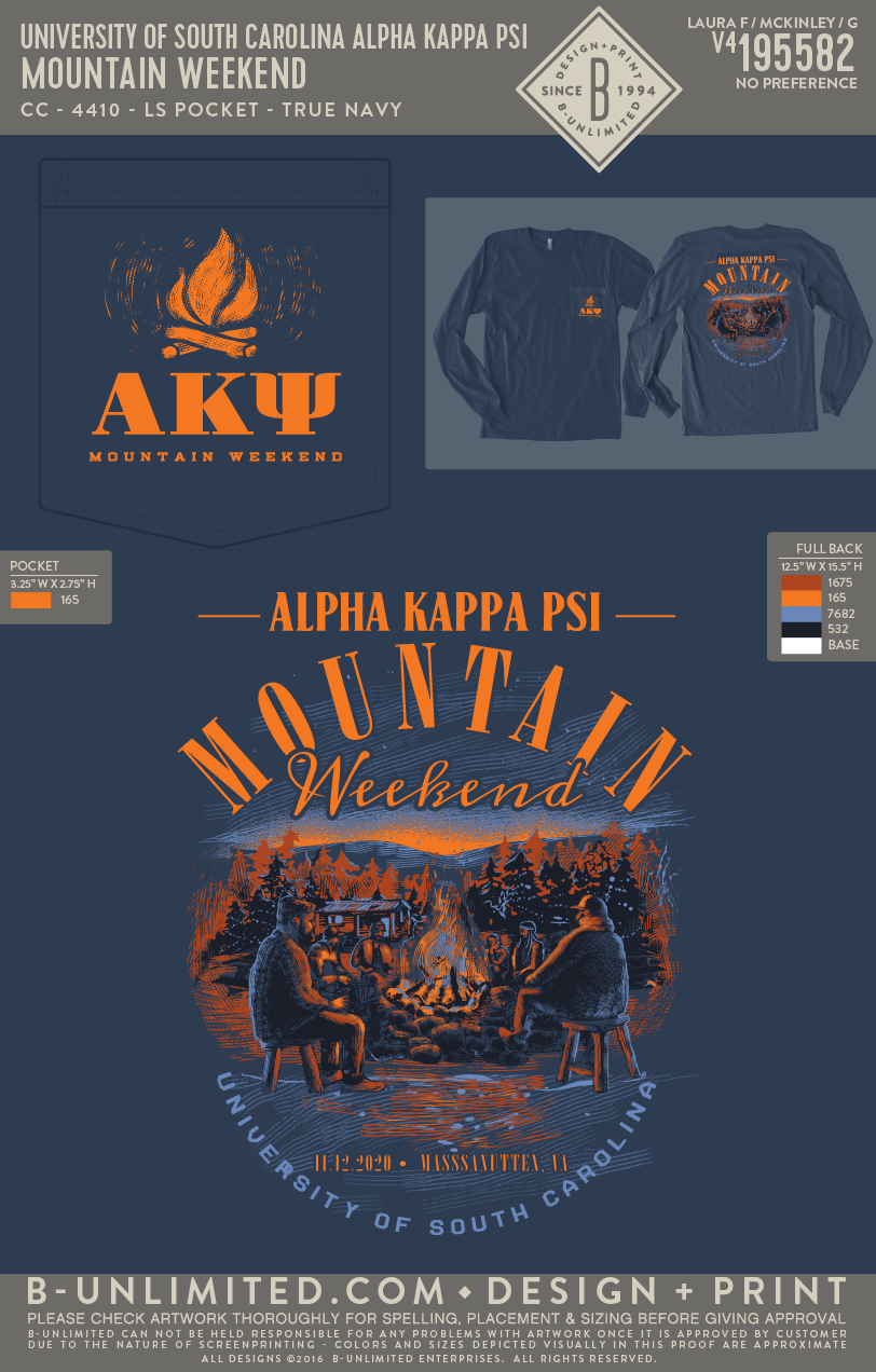 USC Alpha Kappa Psi - Mountain Weekend