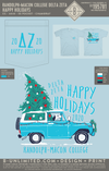 Randolph-Macon College DZ - Happy Holidays (SS Chambray)