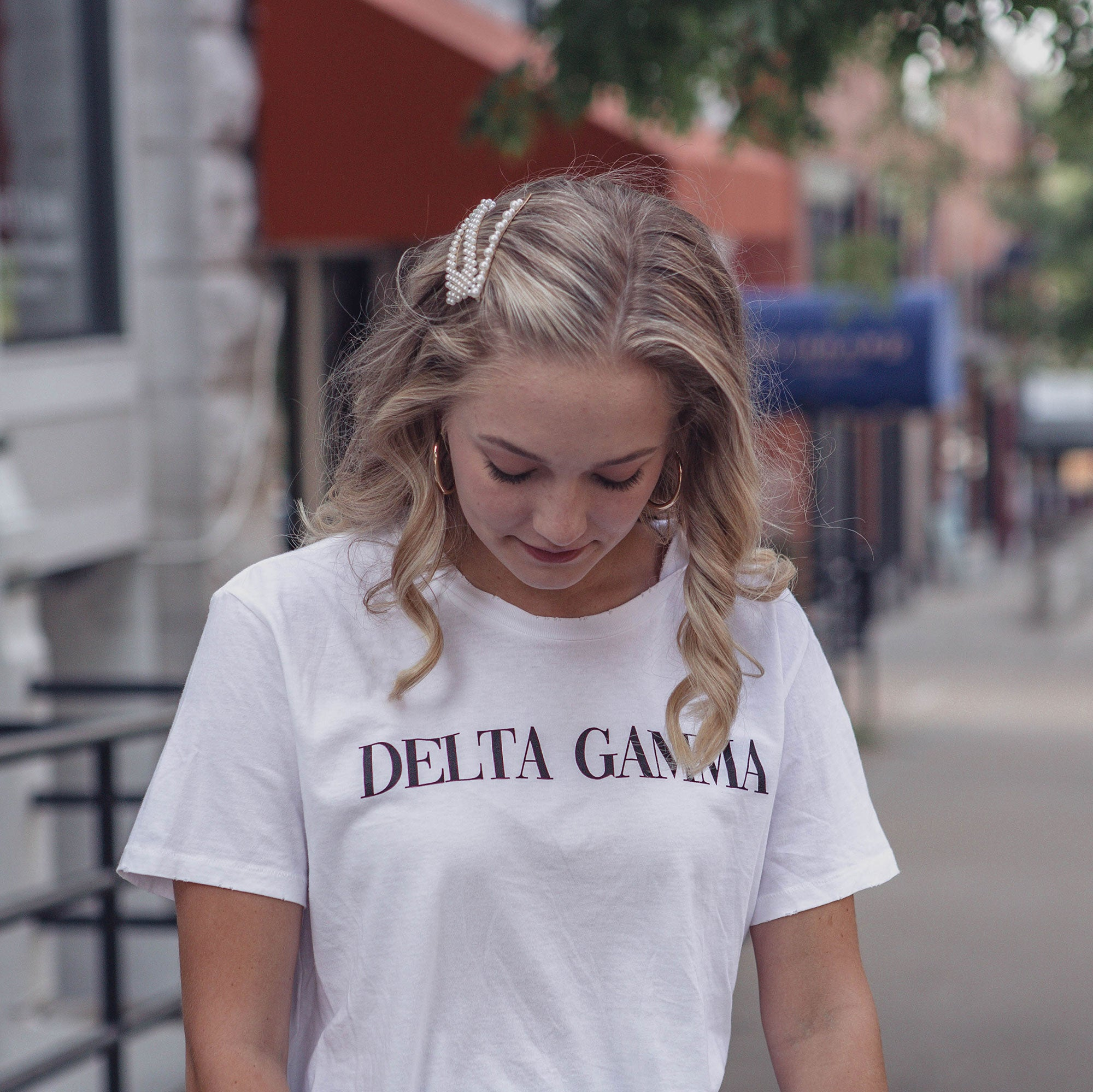 So Vogue T-Shirt Delta Gamma