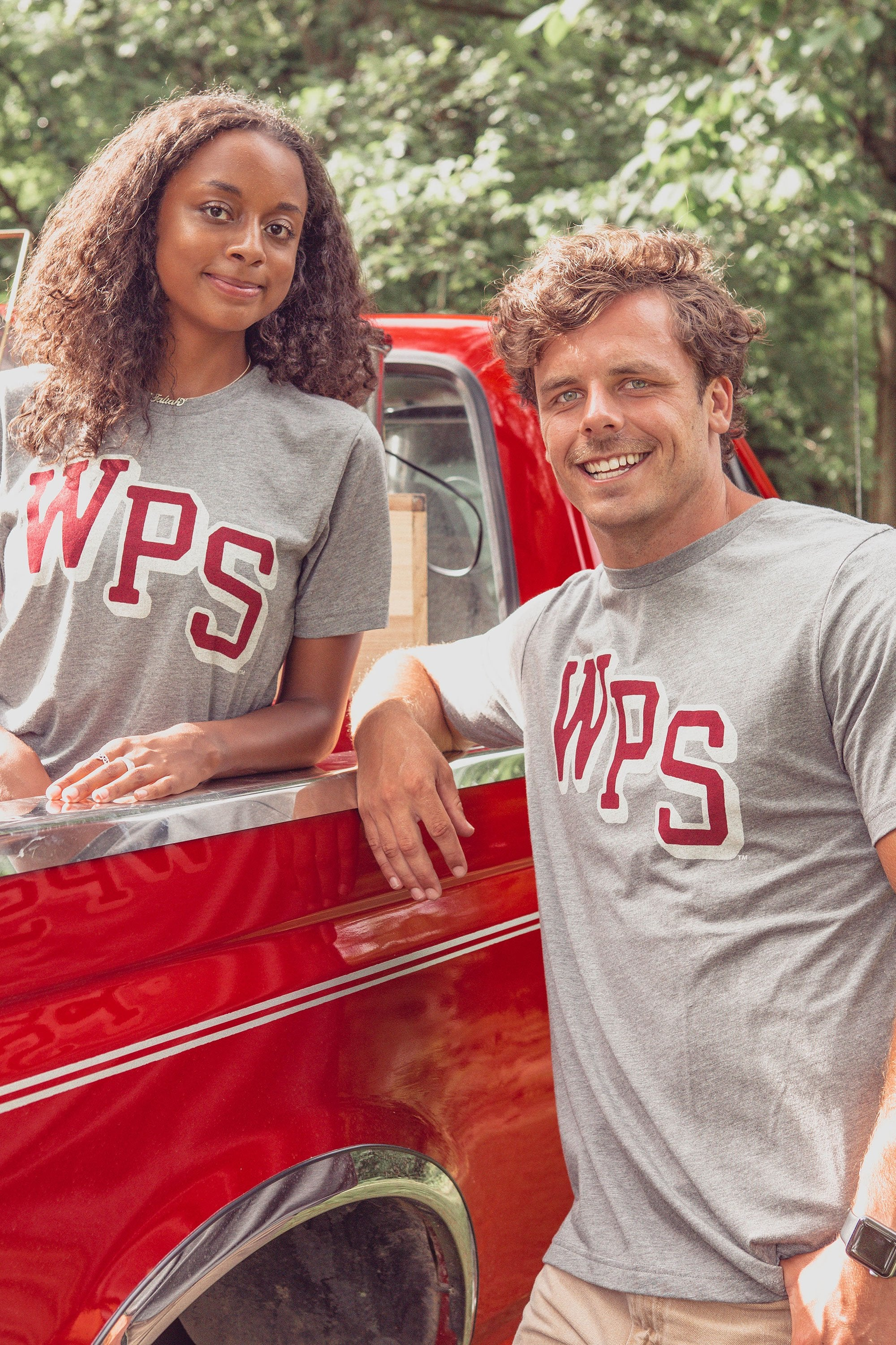 Stacked WPS T-Shirt