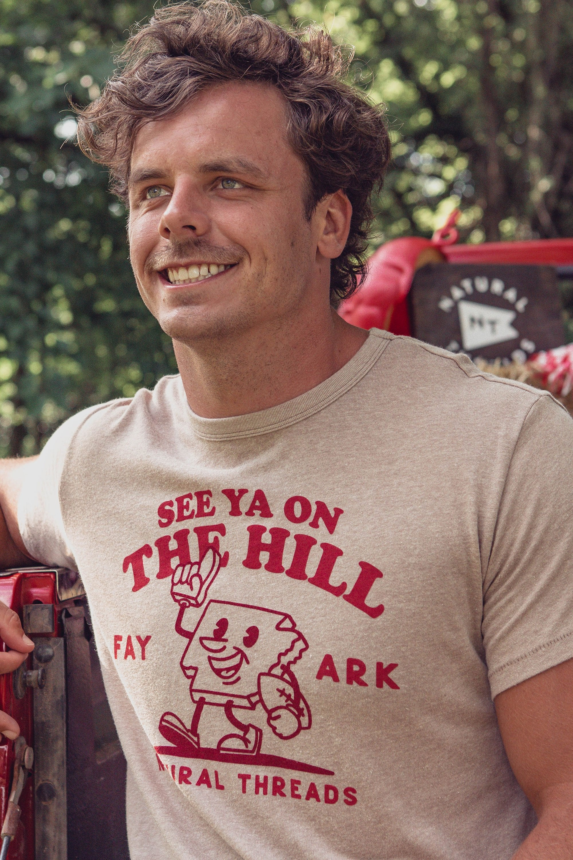 On the Hill T-Shirt