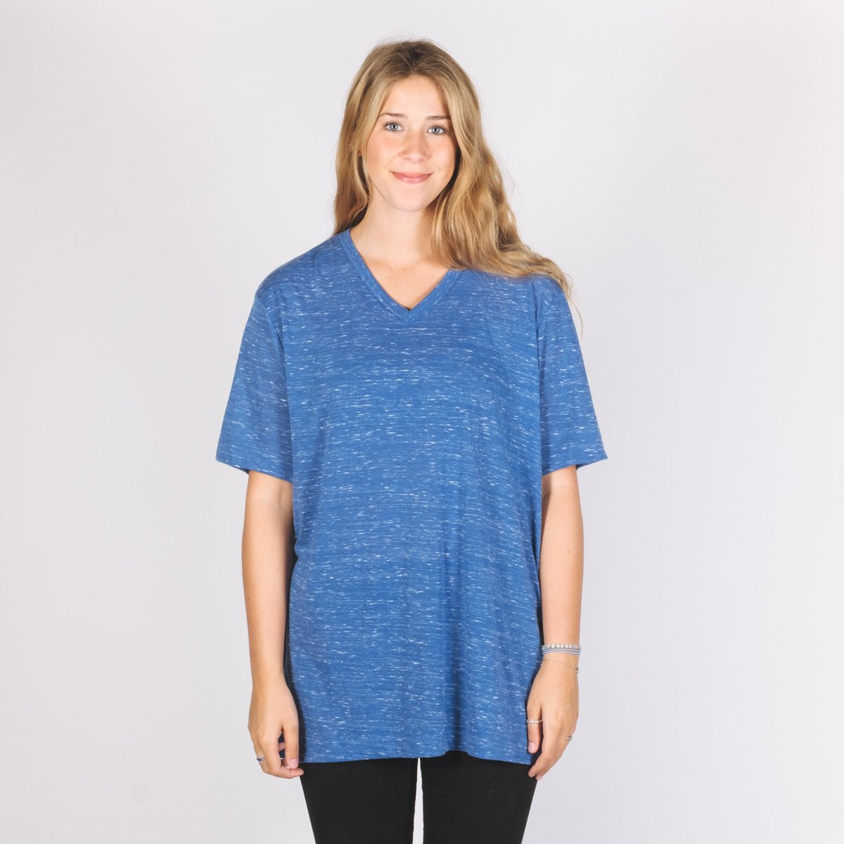 Bella + Canvas 3005 Unisex Jersey Short Sleeve V-Neck