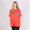 Bella + Canvas 3021 Men's Jersey Short Sleeve Pocket Tee