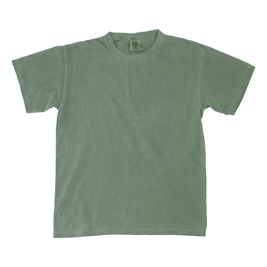 Comfort Colors Short Sleeve Crew Neck