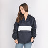 Charles River 9908 Striped CRS Rain Jacket