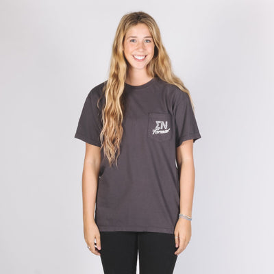 Comfort Colors 6030 Short Sleeve Pocket Tee
