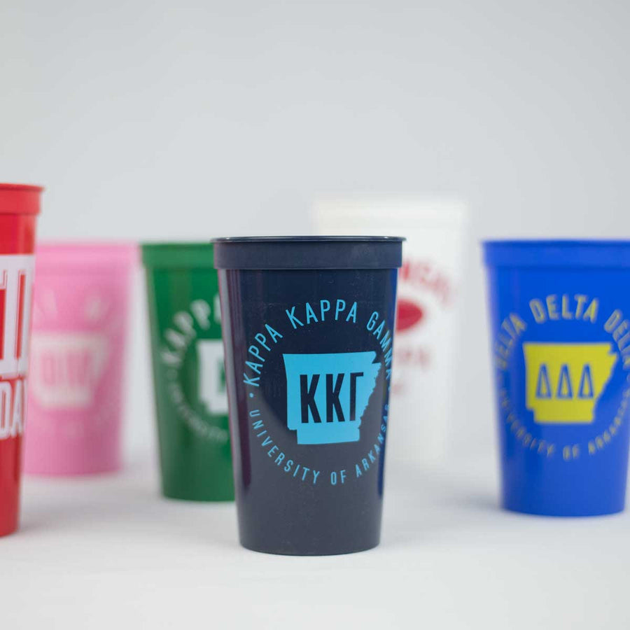 Stadium Cups 16oz, 22oz, 32oz