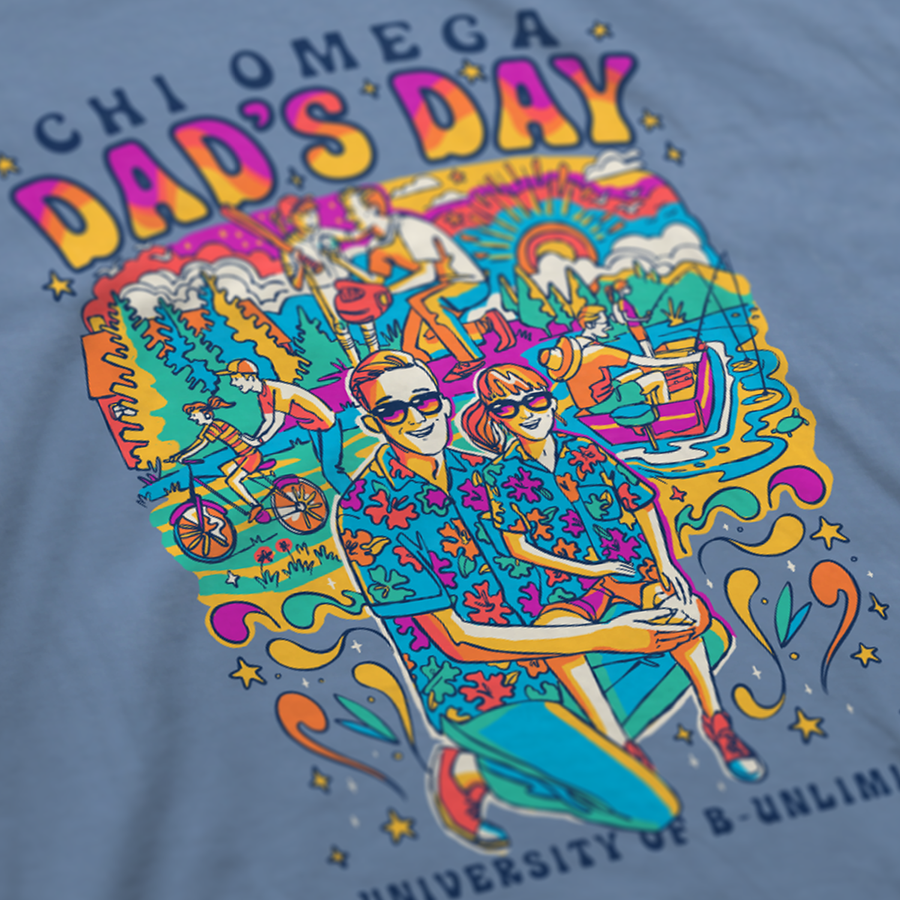 FT2019033 - Dad's Day