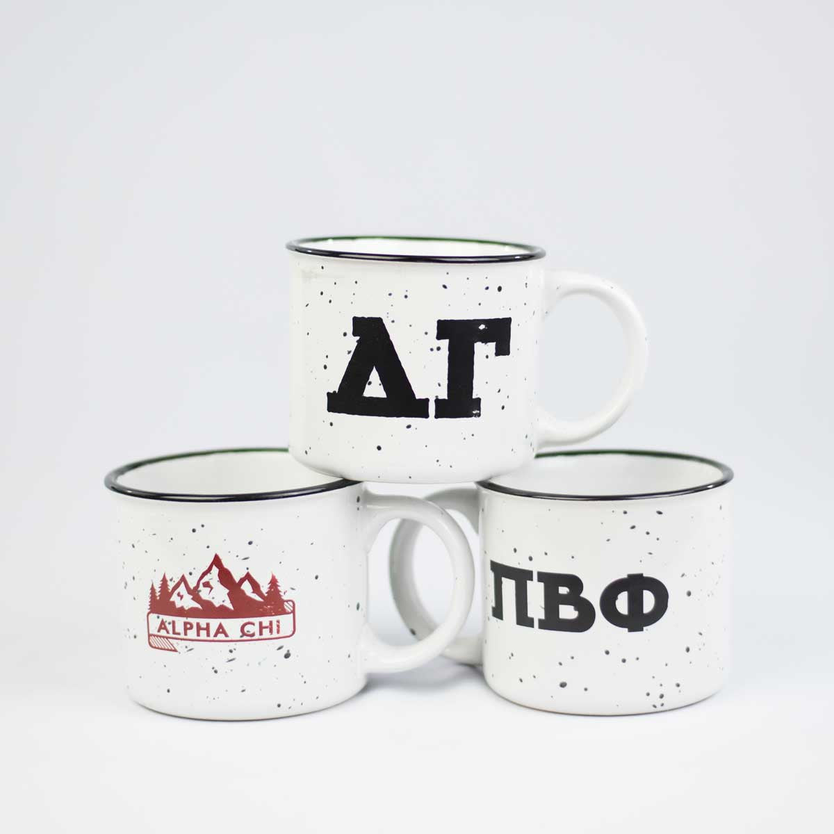 Camp Coffee Mugs
