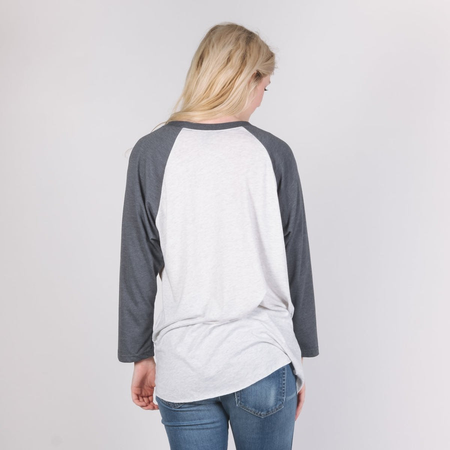 Next Level 6051 Long Sleeve Raglan