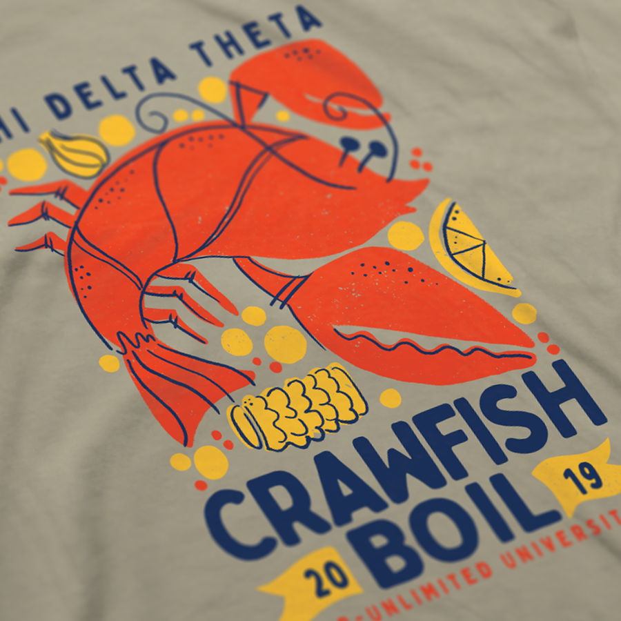 ST2019-009 - Crawfish