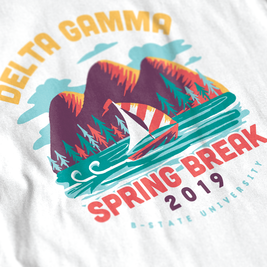 ST2019-064 - Spring Break