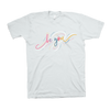 Be You Graphic Sorority T-Shirt Chi Omega