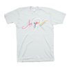 Be You Graphic Sorority T-Shirt Delta Delta Delta