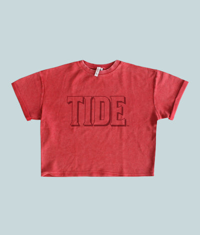 Tide Corded Throwback Tee