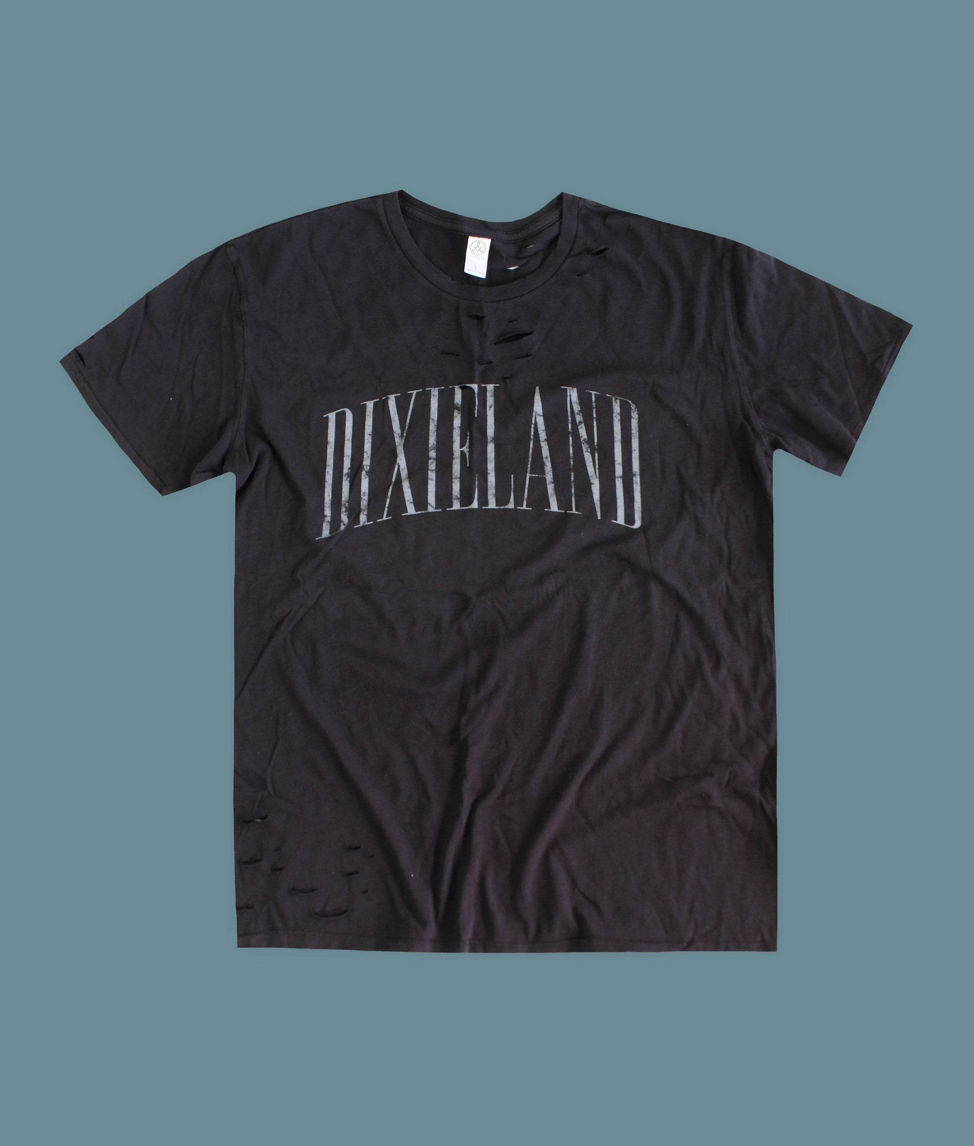 Arched Dixieland Distressed