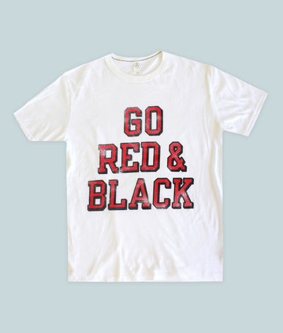 Go Red And Black