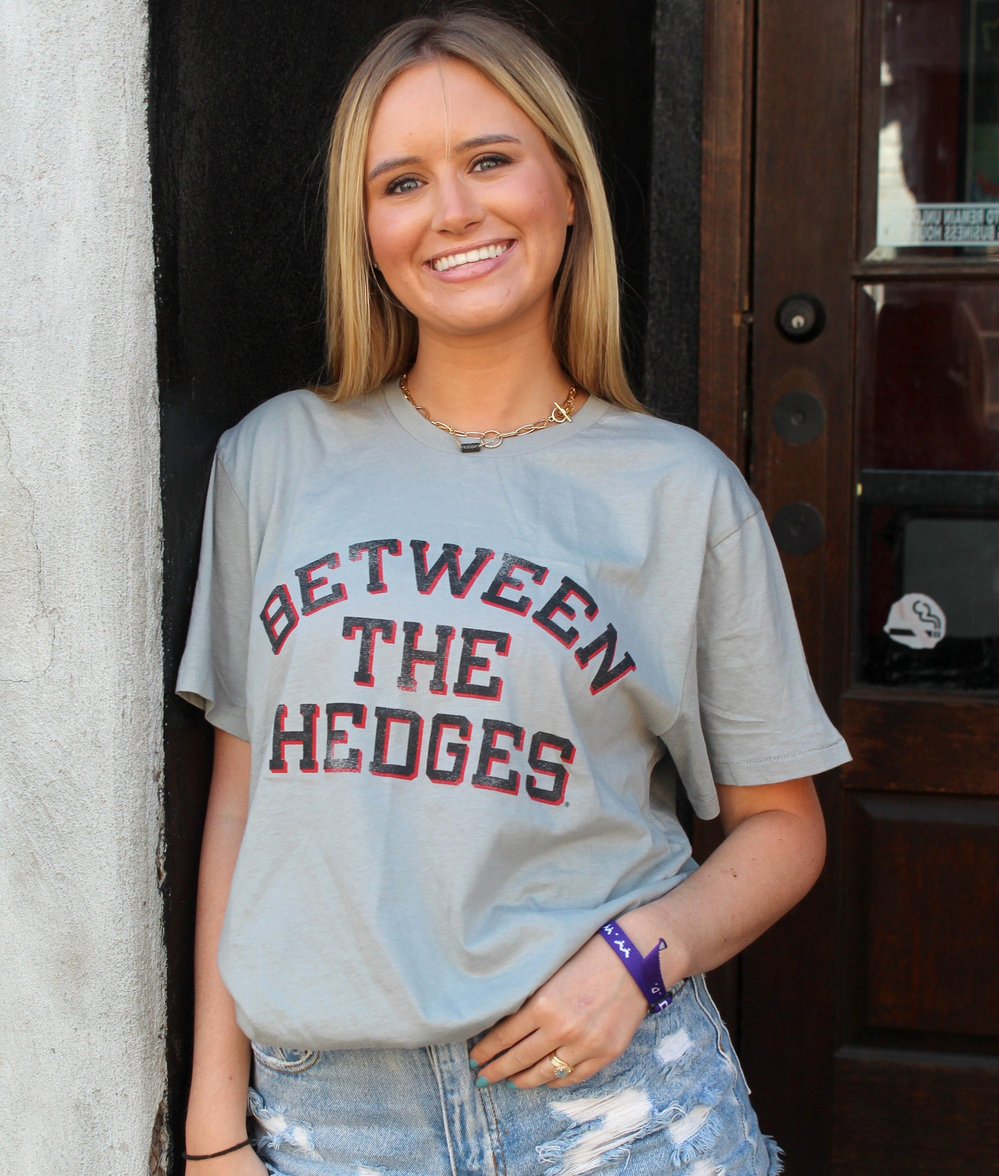 Between The Hedges T-Shirt