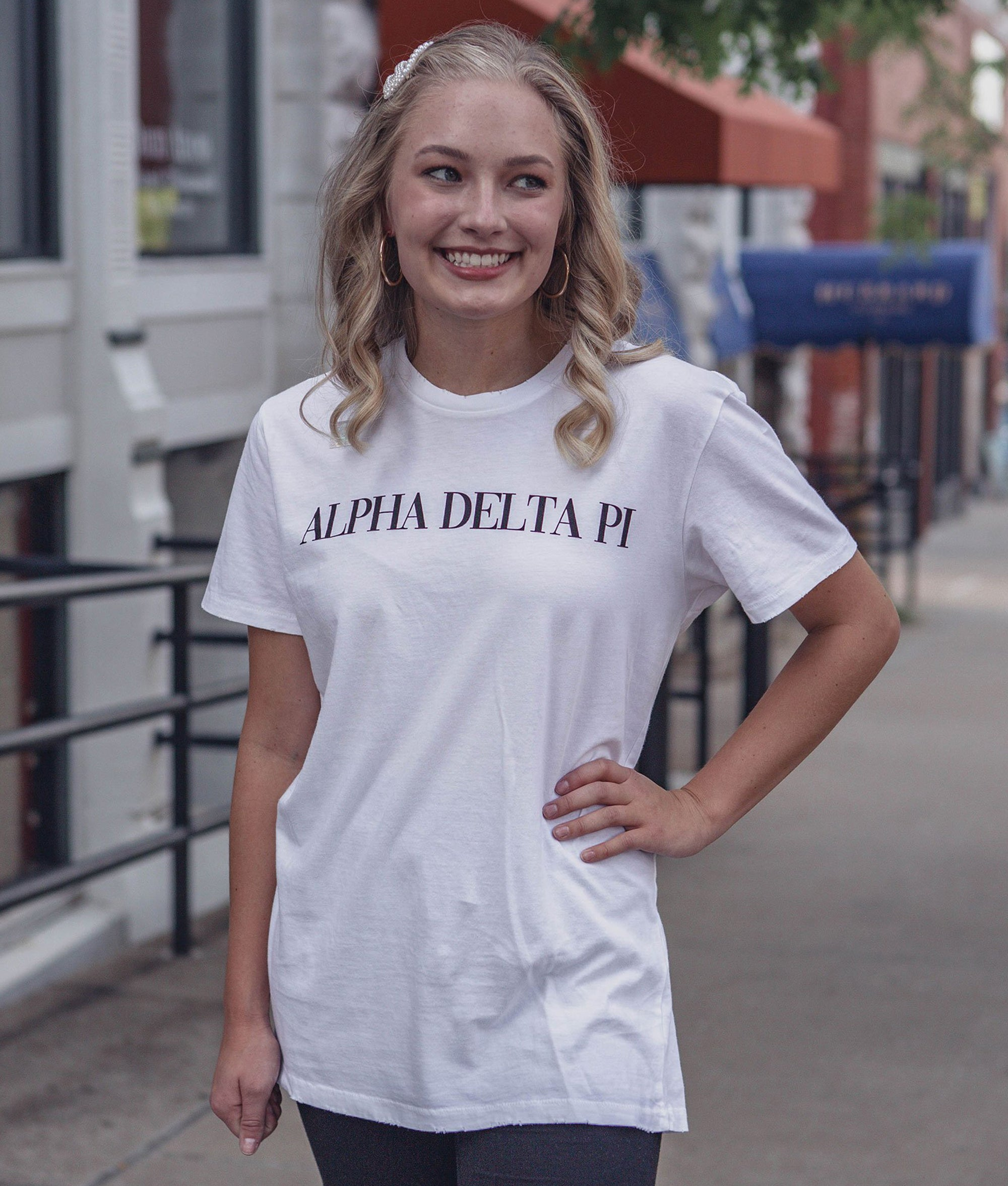 So Vogue T-Shirt Alpha Delta Pi