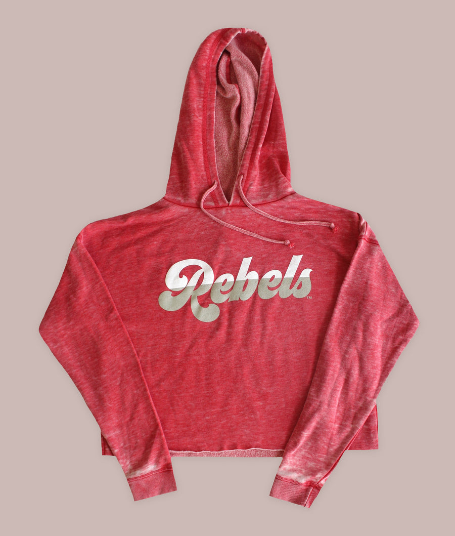 Rebels Burnout Campus Hoodie