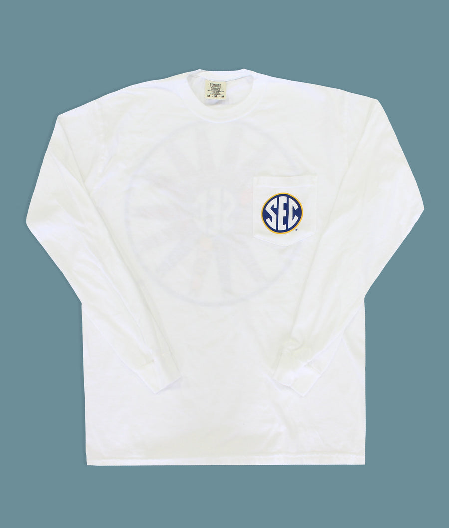 Long Sleeve SEC Pinwheel