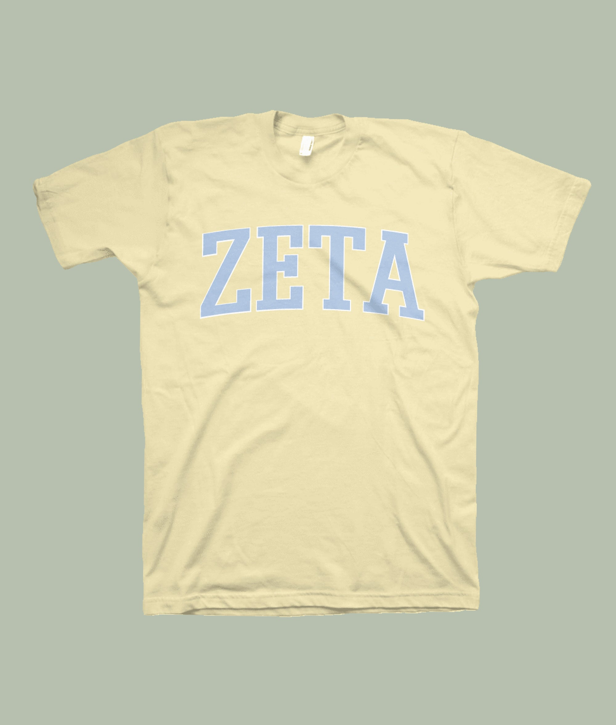 Sunny Side Up Sorority T-Shirt Zeta Tau Alpha