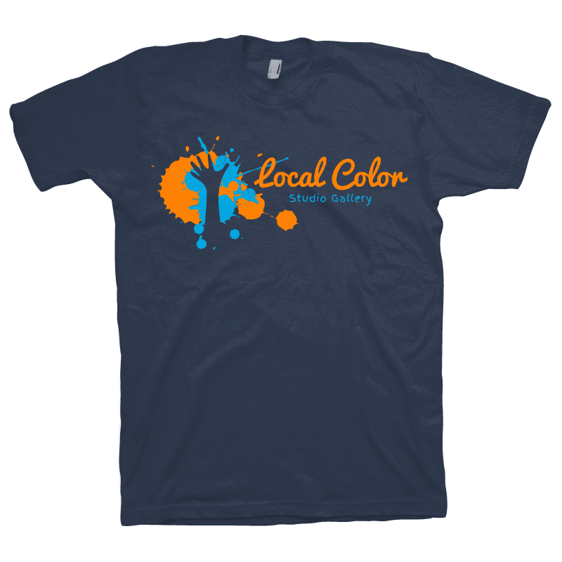 Local Color Alliance Collection T-Shirt