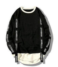 Load image into Gallery viewer, Printed Hip Hop Omnisex Sweatshirt Streetwear