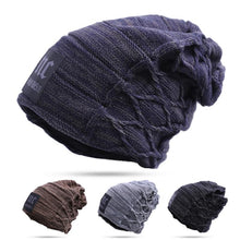 Load image into Gallery viewer, Omnisex Warm Hipster Beanie-vibes.berlin-vibes.berlin