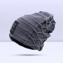 Load image into Gallery viewer, Omnisex Warm Hipster Beanie-vibes.berlin-A Gray-vibes.berlin