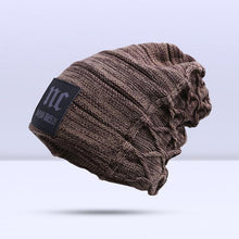 Load image into Gallery viewer, Omnisex Warm Hipster Beanie-vibes.berlin-B Yellow-vibes.berlin