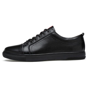 Genuine Leather Athleisure Shoes - vibesberlin1