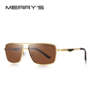 Polarized Rectangle Sunglasses UV 400 Protection-vibes.berlin-C04 Brown-vibes.berlin
