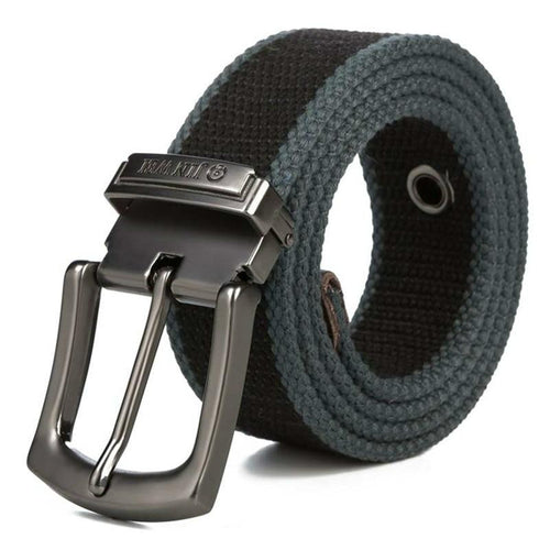 Knitted Omnisex Canvas Belt - vibesberlin1